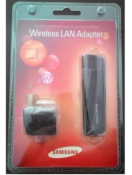 Adaptador Wireless Samsung Wis09abgn Zerado P/ Tvs Bds Hts U