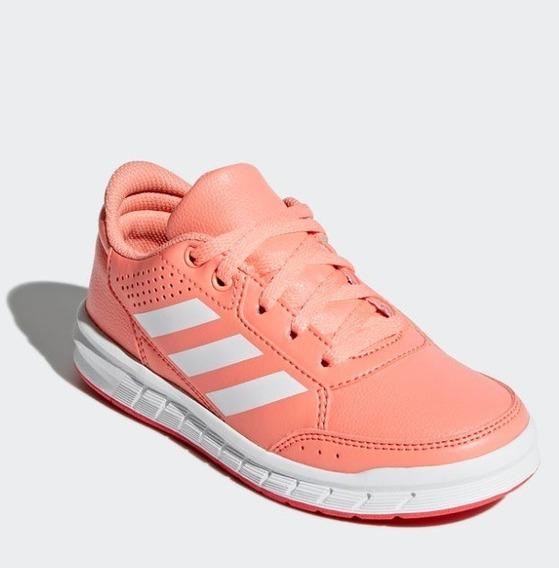 Tenis adidas Altasport (agujetas) Coral, Talla 21