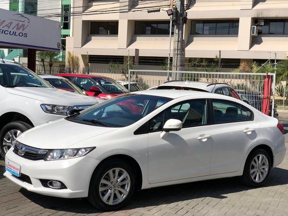 Honda Civic Lxr 2.0 Aut. 2014 Completo