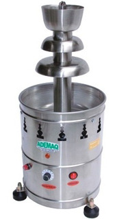 Cascata / Fonte De Chocolate 2 Kg Bivolt Automático Ademaq