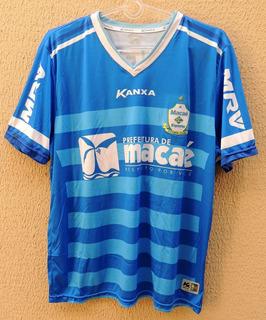 Macaé 2013 Nº 11 G A Mesma Camisa De Jogo Kanxa Nova