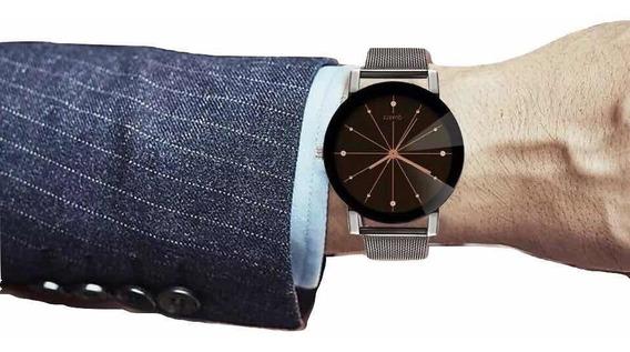Reloj Para Hombre Moderno Caballero Nuevo Envio Sin Costo
