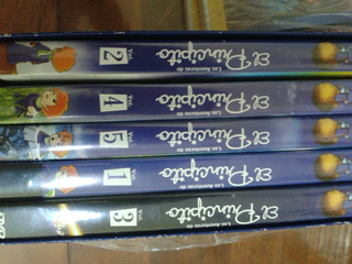 El Principito Colección Completa Dvd