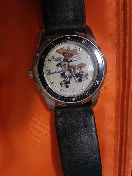 Relógio Timex Mickey Mouse Indiglo Raro