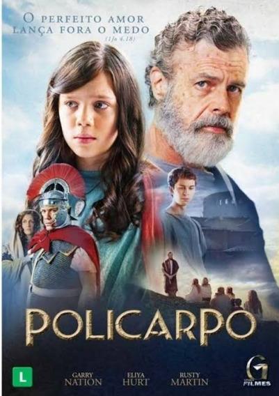 Dvd Filme Policarpo O Perfeito Amor Lança Fora O Medo