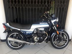 Cb 450 Novíssima 1987 Raridade