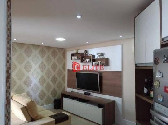 Edifício Home Concept; Apartamento Com 2 Dormitórios À Venda, 67 M² Por R$ 420.000,00 - Jardim Aquarius - São José Dos Campos/sp - Ap3829