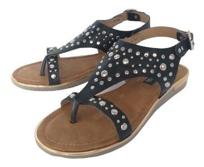 Zapatos Mujer Sandalias Ojotas Baja Moda Verano 2019 Al-130