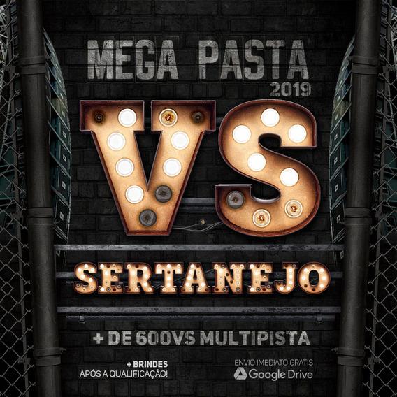 Vs Sertanejo Mega Pasta 2019