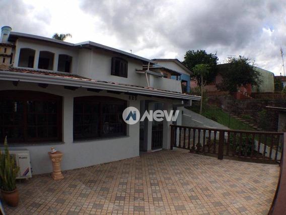 Casa Com 3 Dormitórios À Venda, 197 M² Por R$ 400.000 - Scharlau - São Leopoldo/rs - Ca2796