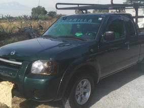 Nissan Frontier Crew Cab Se 4x2 At 2002