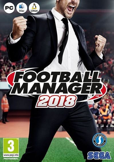 Football Manager 2018 Steam Original Offline + Editor