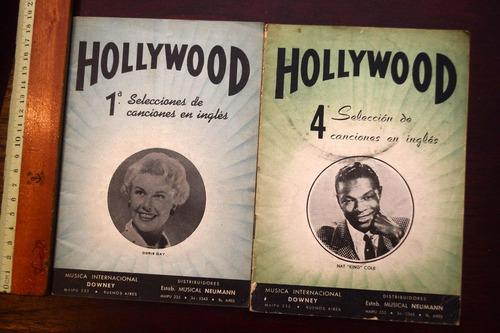 Hollywood Canciones En Ingles Doris Day Nat King Cole