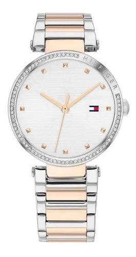 Reloj Tommy Hilfiger De Mujer Combinado 1782236