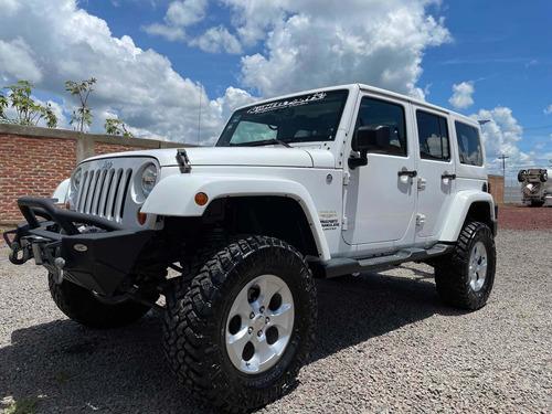 Imagen 1 de 13 de Jeep Wrangler 3.6 Unlimited Sahara 4x4 At