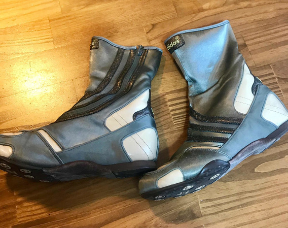 Botas adidas Importadas Diseño Talle 38