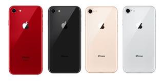 iPhone 8 64gb Plata Oro Gris Rojo Libre Telcel Att Movi