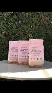 Sal Rosada Del Himalaya Salt 84 Contenido 454 Gramos Finos
