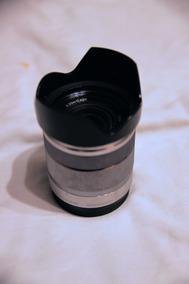 Lente Sony 18 55 Oss E-mount