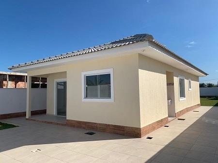 Casa De 3 Quartos, 1 Suíte Em Itaipuaçú - R$ 325.000,00