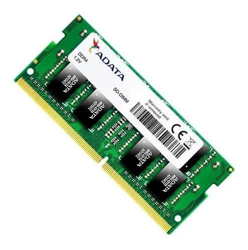 Imagem 1 de 2 de Memória Notebook 4gb Ddr4 3200 Mhz Adata Ao1p32nc4u1