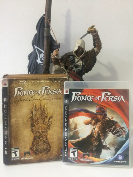 Prince Of Persia Pro Order Edition Ps3 (usado)