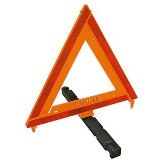 Triángulo De Seguridad, De Plástico, 43.5 Cm 10942