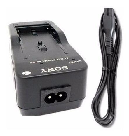 Carregador Sony Bc-v615 Pra Np-f970 Lluminador Led F770