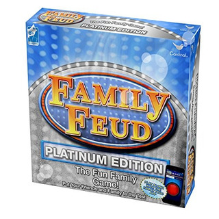 Juego Platinum Family Feud Signature