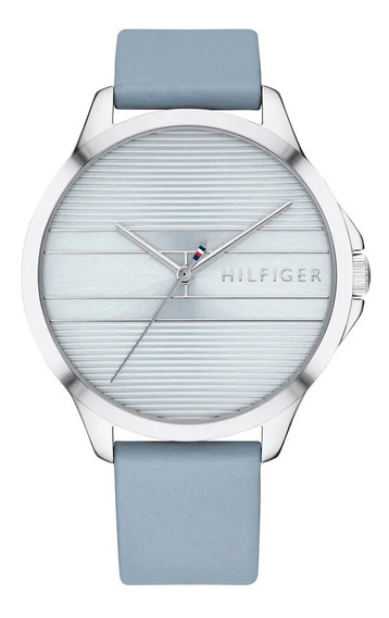 Relógio Tommy Hilfiger Feminino Couro Azul - 1782101