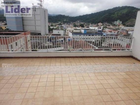 Apartamento Duplex Com 1 Dormitório Para Alugar, 60 M² Por R$ 2.040,00 - Centro - Caraguatatuba/sp - Ad0012