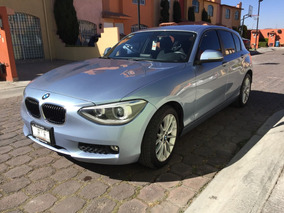 Bmw Serie 1 2015 118ia At Azul Claro Impecable!!