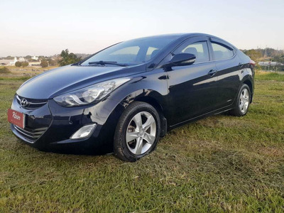 Hyundai Elantra Glx Flex 2.0 2013