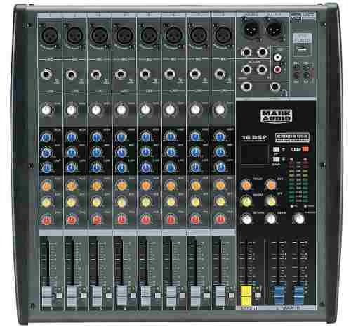 Mesa Som Stereo 8 Canais Mark Áudio Cmx 08 Usb O F E R T A