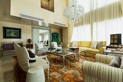 Penthouse De 4 Habitaciones 5 Parqueos En Naco