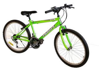 Bicicleta Rod. 24 18 Velocidades Varón/dama Colores S. C/eg
