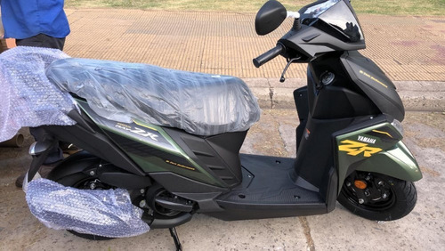Yamaha Cygnus Ray Zr 2020 0km