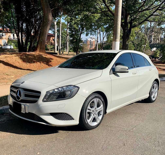 Mercedes-benz Classe A 2015 1.6 Turbo 5p