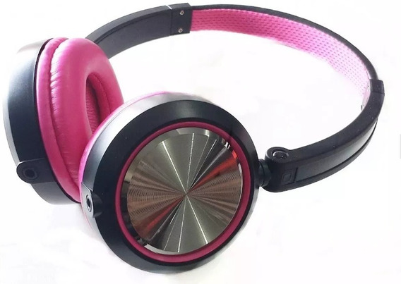 Headphone Fone Microfone Yoga Cd-46 Para Celular Smart
