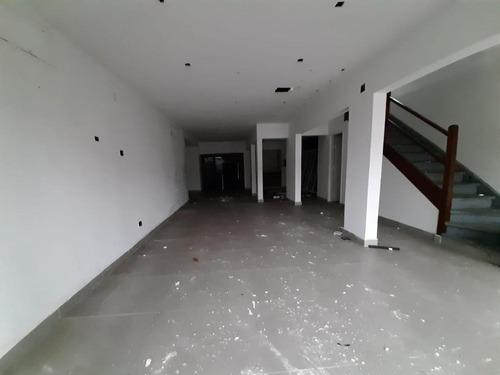 Loja Comercial Para Alugar, 450 M² Por R$ 11.999/mês - Pompéia - Santos/sp - Lo0120