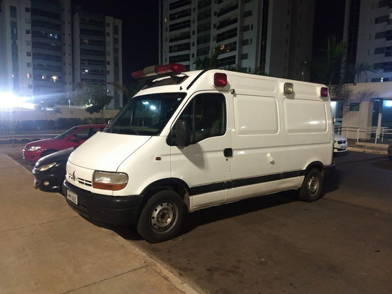 Renault Master Ambulancia 2006
