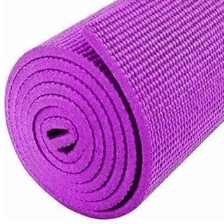 Colchoneta Mat Yoga Pilates Fitness Gym 170cm X60cm X3 Mm