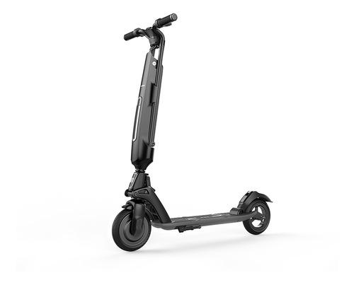 Monopatin Electrico Scooter Auton.30km Usb Negro Schoom