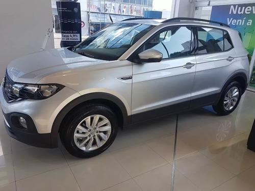 Volkswagen T-cross Comfortline Aut 2021 Entrega Inmediata!13