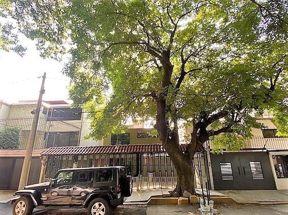 Acogedora Casa Con Jardín Y Chalet En Fracc. Bosque Residencial Del Sur