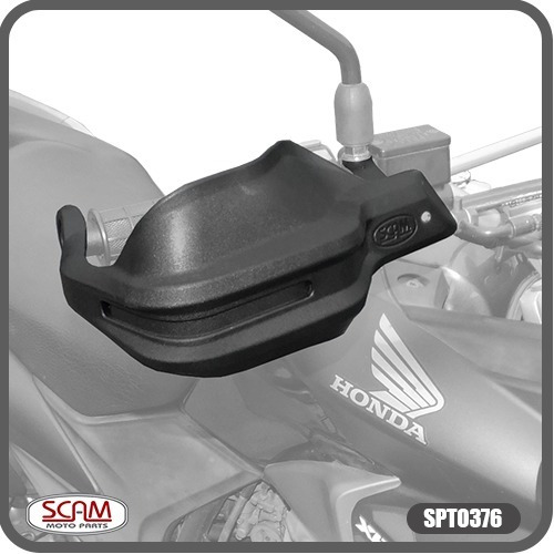 Scam Spto376 Protetor De Mao Honda Xre300 2010-2015