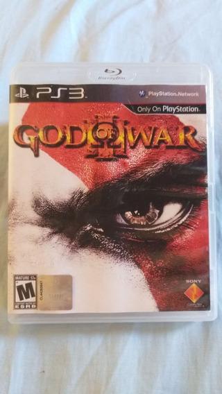 God Of War 3 - Mídia Física - Ps3