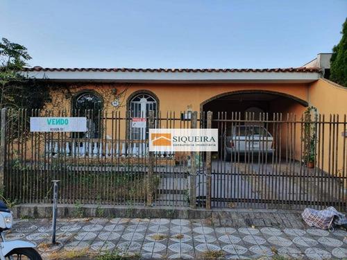 Casa Com 4 Dormitórios À Venda, 190 M² Por R$ 500.000,00 - Jardim Ana Maria - Sorocaba/sp - Ca0051