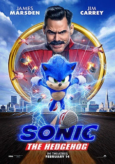 Sonic: La Película Formato Digital 1080p Full Hd Español