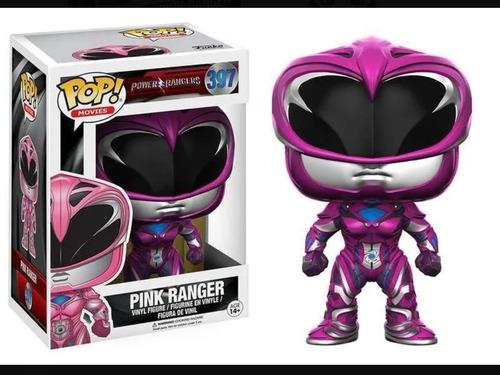Funko Power Ranger Rosa Película Original